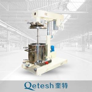 High speed dispersion machine